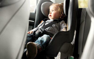 Normas para la seguridad vial de los niños