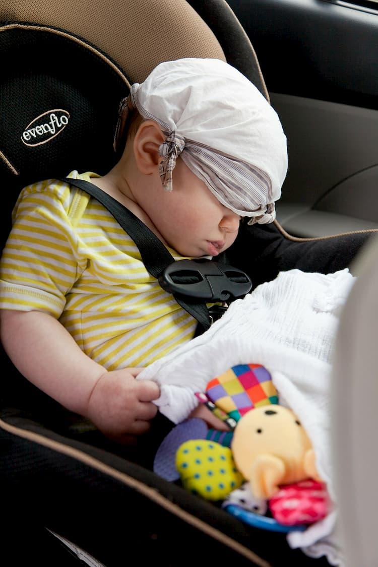 seguridad vial de los niños