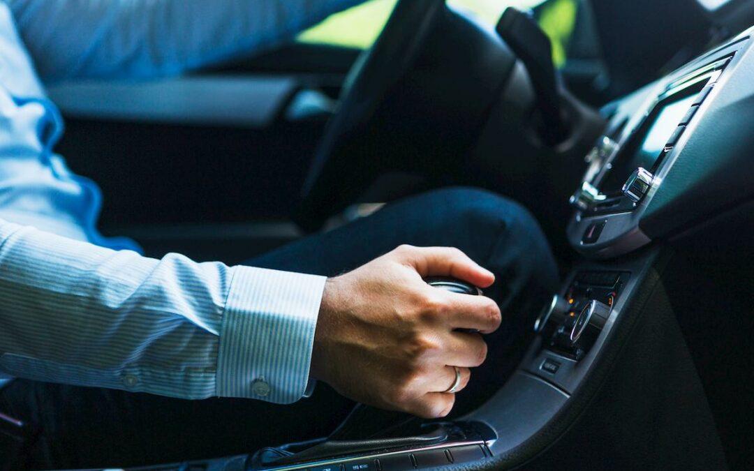 conducir coche automático