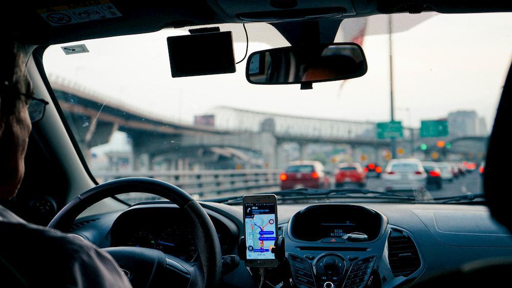 aplicaciones para conducir