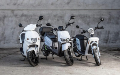 Cómo conducir motos eléctricas en Málaga