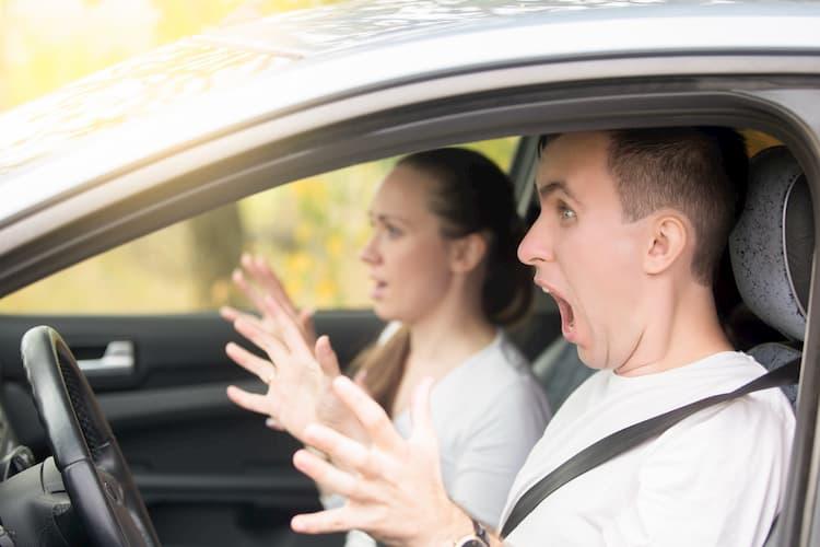 amoxofobia miedo a conducir