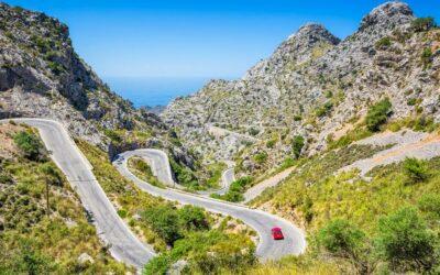 Ruta por las mejores carreteras de España