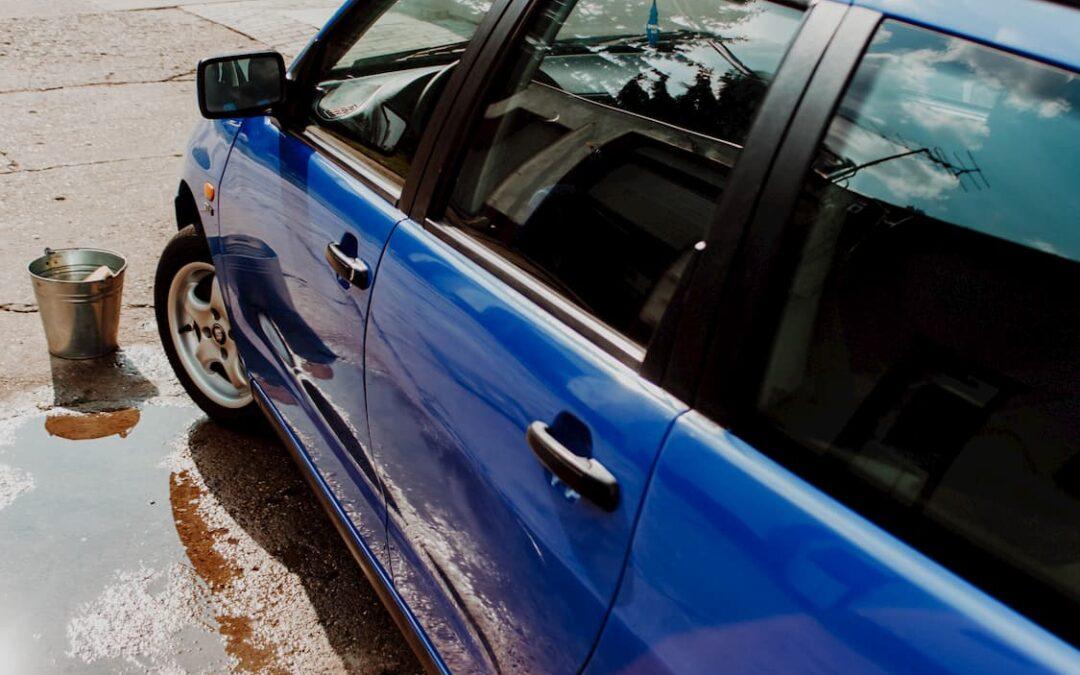 limpiar interior del coche