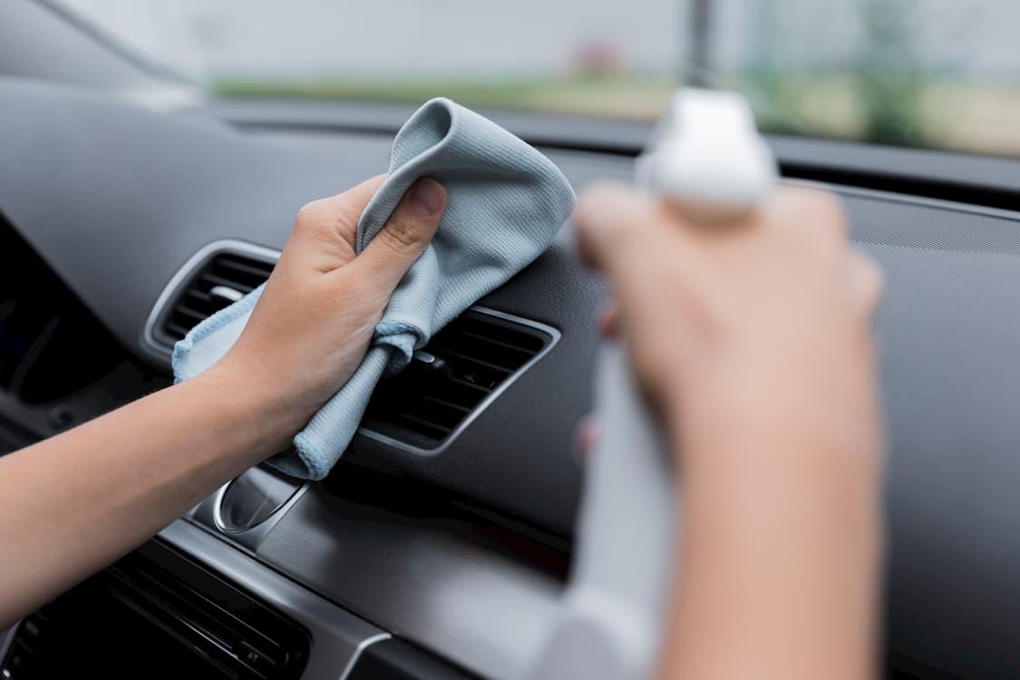 limpiar tapiceria del coche