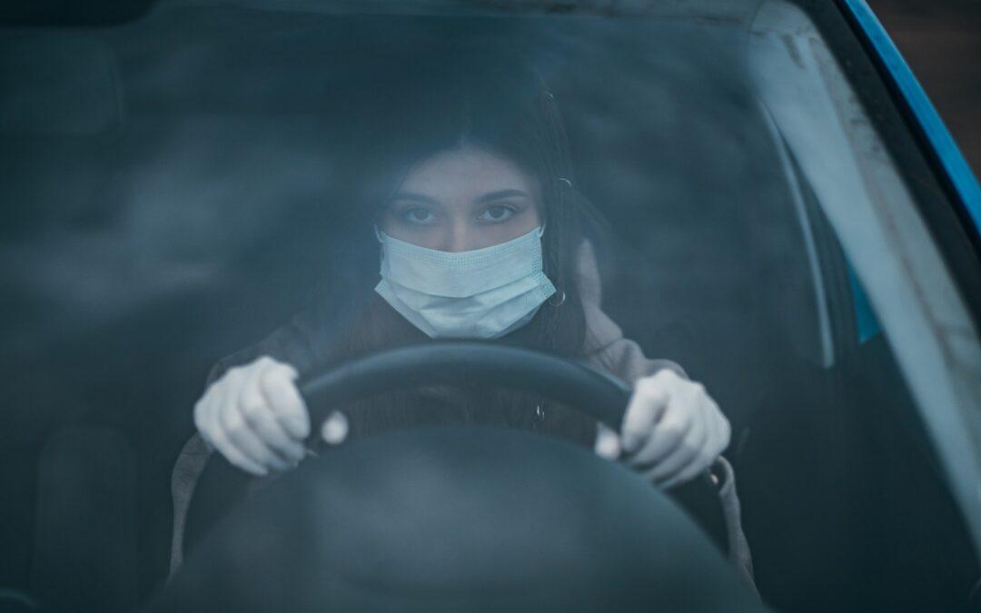 Dudas sobre conducir durante la cuarentena