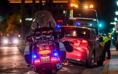 Protocolo de actuación en un accidente de tráfico