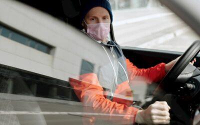Excepciones para no usar mascarilla en el coche