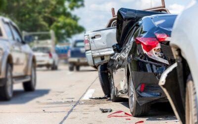 Principales causas de los accidentes de tráfico en Navidad