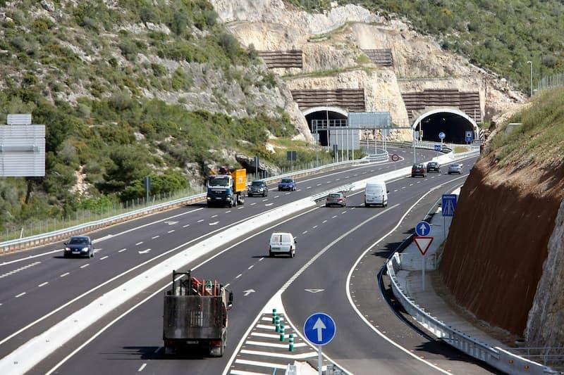 limites de velocidad en Málaga
