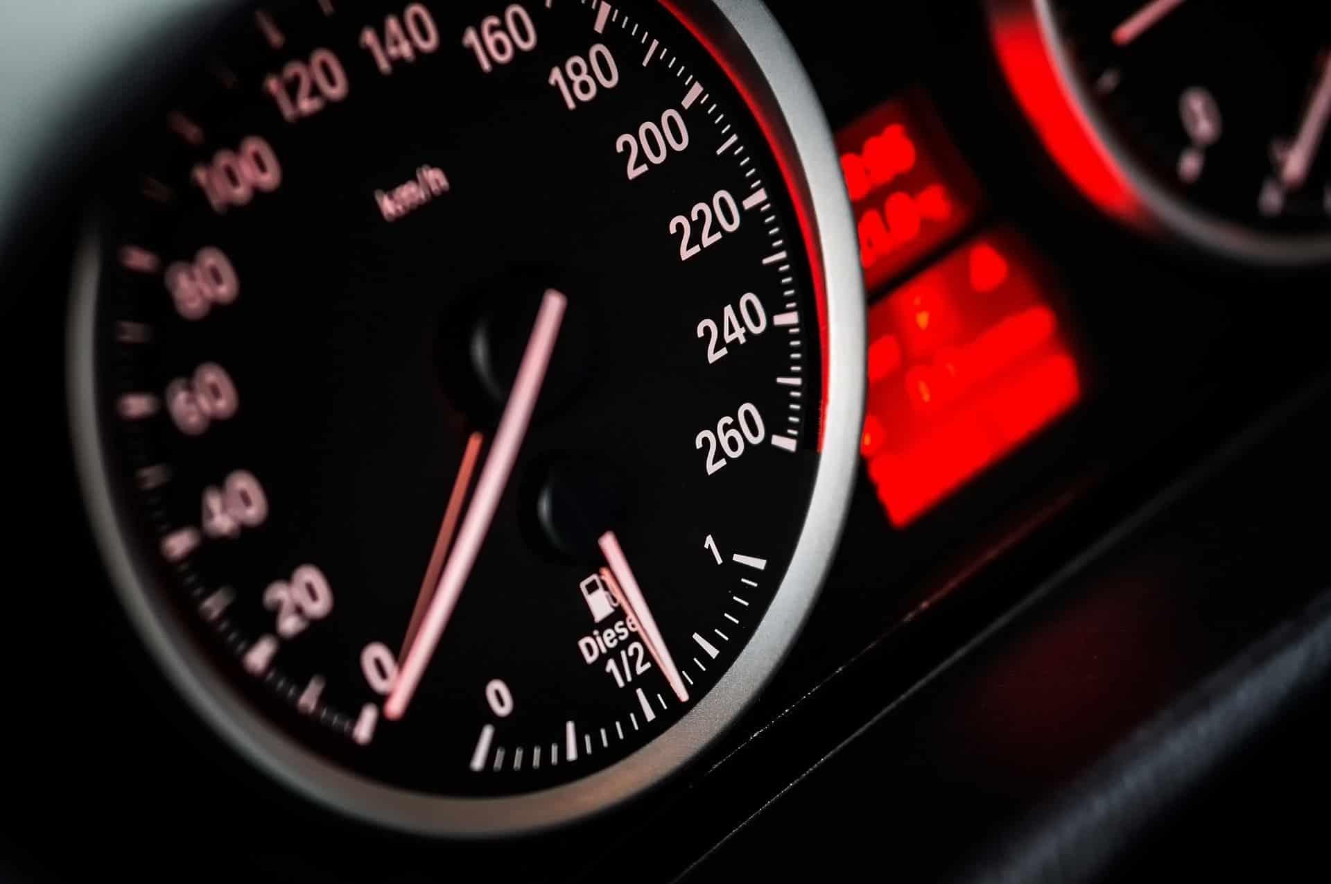 Límites de velocidad en Málaga