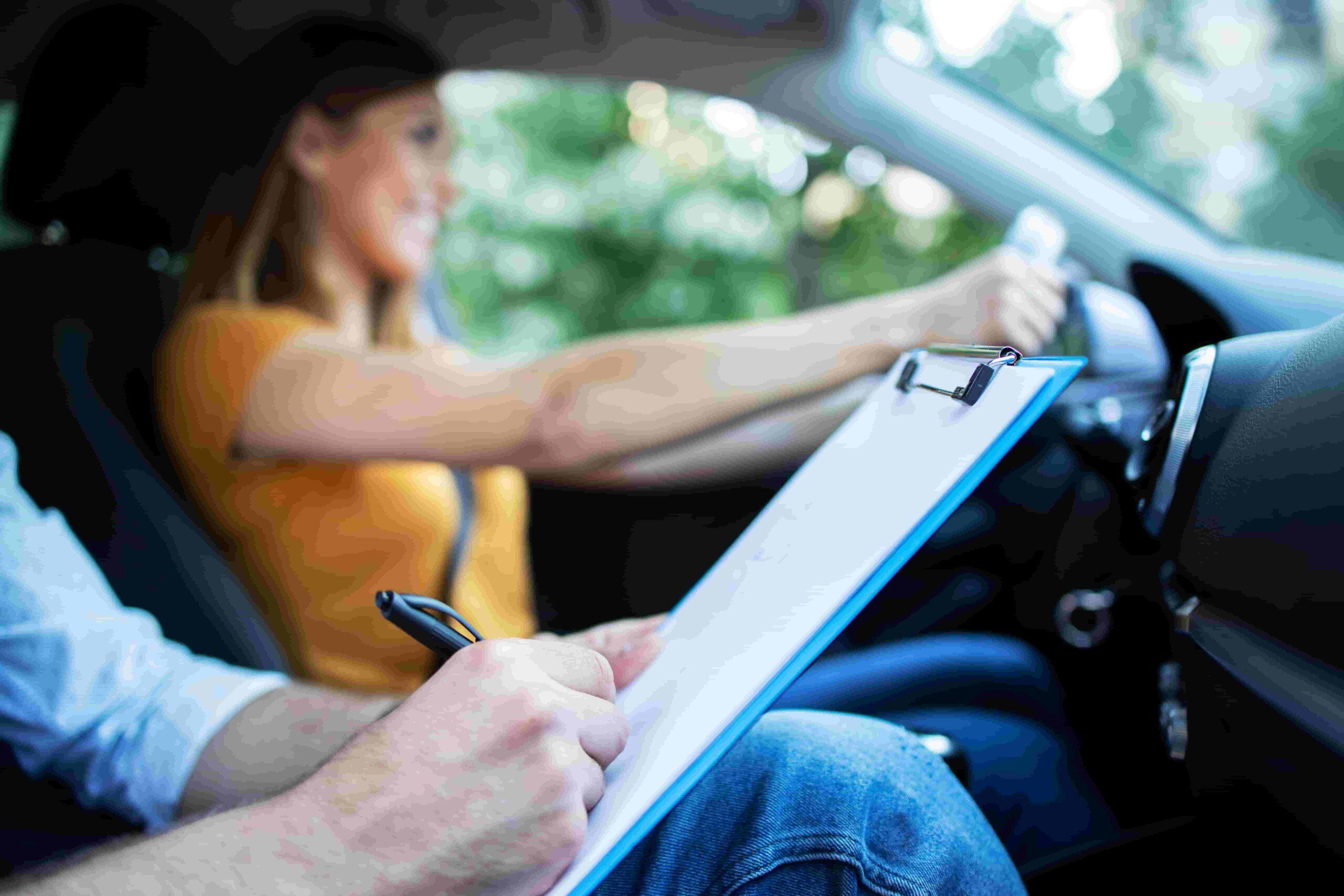 Consejos para aprobar el examen práctico de conducir